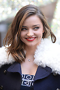 Nov. 16, 2015 - New York, NY, USA - <br /> <br /> Miranda Kerr attends a ceremony for The Swarovski Star being raised to the top of the Rockefeller Center Christmas tree<br /> ©Exclusivepix Media