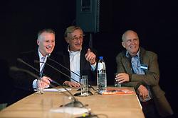 David Hunt, Joep Bartels, Lammert Haanstra<br /> Global Dressage Forum - Academy Bartels <br /> Hooge Mierde 2012<br /> © Dirk Caremans