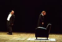 "Royal Opera in Donizetti's ""Lucia di Lammermoor""<br /> <br /> Alisa: Ekaterina Gubanova<br /> Normando: Andrew Kennedy<br /> <br /> Director: Christof Loy<br /> Designs: Herbert Murauer<br /> Lighting: Rheinhard Traub"
