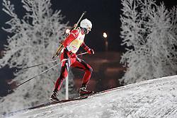 02.12.2010, Skistadium, Östersund, SWE, IBU Biathlon Worldcup, Herren, 20Km, im Bild Emil Hegle Svendsen, EXPA Pictures © 2010, PhotoCredit: EXPA/ Skycam/ Thomas Degerström        +++++ ATTENTION - OUT OF SWEDEN/SWE+++++