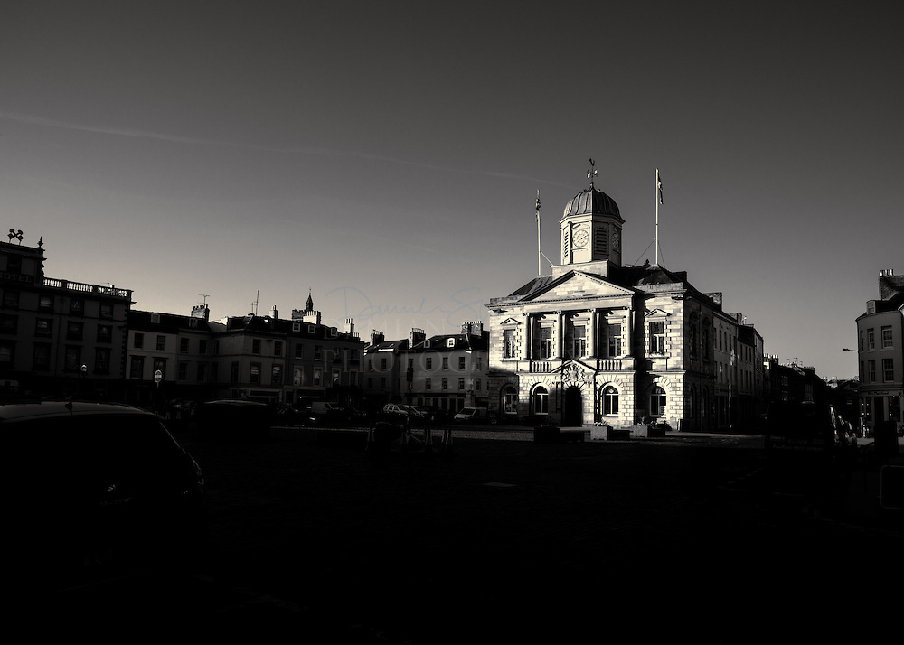 Kelso Town Hall, Scottish Borders Client: Scottish Civic Trust