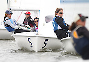 May 30, 2014; Annapolis, MD, USA; The Dartmouth College Big Green win the Sperry Top-Sider Women's Inter-Collegiate Sailing Association Women's National Championship held at the Naval Academy in Annapolis, MD. Mandatory Credit: Brian Schneider/www.ebrianschneider.com