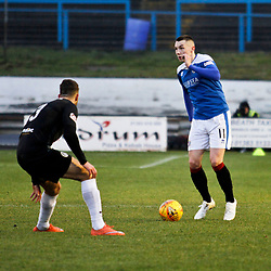 Cowdenbeath v Edinburgh City, Scottish League Two, 22 December 2018