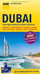 ADAC Travel Guide to Dubai; Front cover