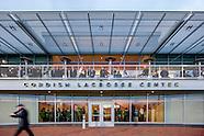 JHU Cordish Lacrosse Center Architecture at Dedication Event