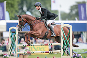 CHILLI MORNING ridden by William Fox-Pitt at Bramham International Horse Trials 2016 at  at Bramham Park, Bramham, United Kingdom on 12 June 2016. Photo by Mark P Doherty.