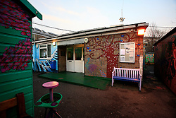 UK ENGLAND LONDON 8JAN09 - Exterior view of Kids Company project in Brixton, south London,..jre/Photo by Jiri Rezac