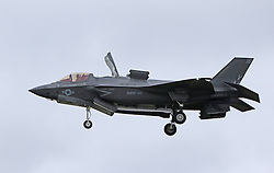 Lockheed Martin F-35B Lightning II, Farnborough International Airshow, London Farnborough Airport UK, 15 July 2016, Photo by Richard Goldschmidt