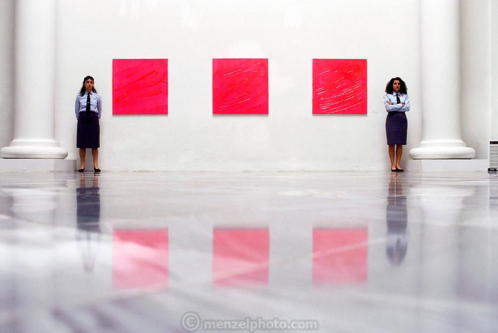 Museum of Modern Art Ivam, Centro del Carme, Valencia, Spain.