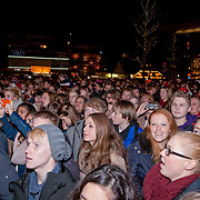 NLD/ENSCHEDE/20121224 - SERIOUS REQUEST DAG 7 EINDSTAND -