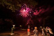 Fireworks at Caramoor 2018