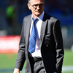 France coach Guy Noves during the RBS Six Nations match between Italy and France at Olimpico Stadium on March 11, 2017 in Rome, Italy. (Photo by Dave Winter/Icon Sport)