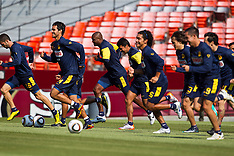 20100803 - Club America Practice (Soccer)