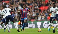 Tottenham Hotspur v Crystal Palace - 5 Nov 2017
