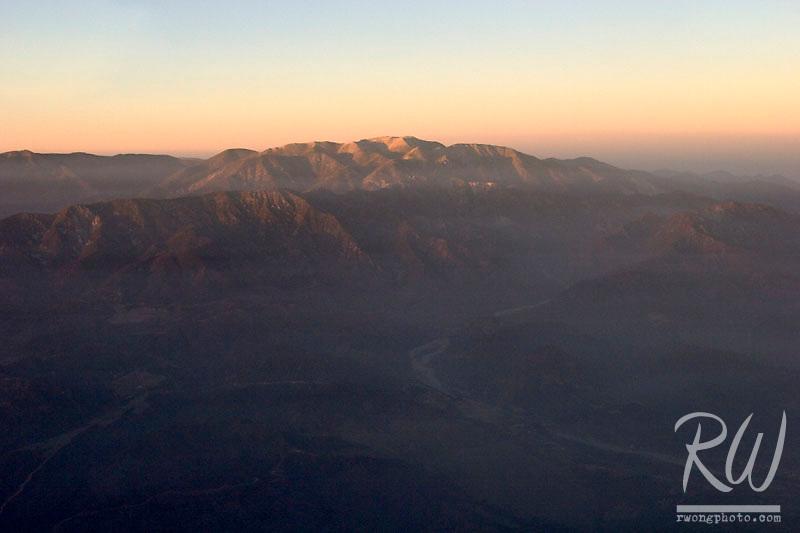 Mount San Gorgonio, California