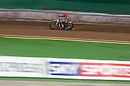 The FIM British Speedway Grand Prix 2008 at the Millennium Stadium in Cardiff.