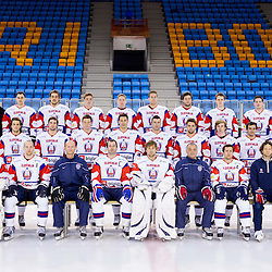 20130429: SLO, Ice Hockey - Media day of Slovenian Ice Hockey National team in Maribor