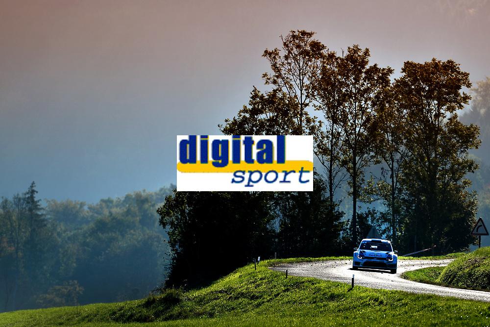 Andreas Mikkelsen (NOR) / Ola Floene(NOR) - Volkswagen Polo WRC