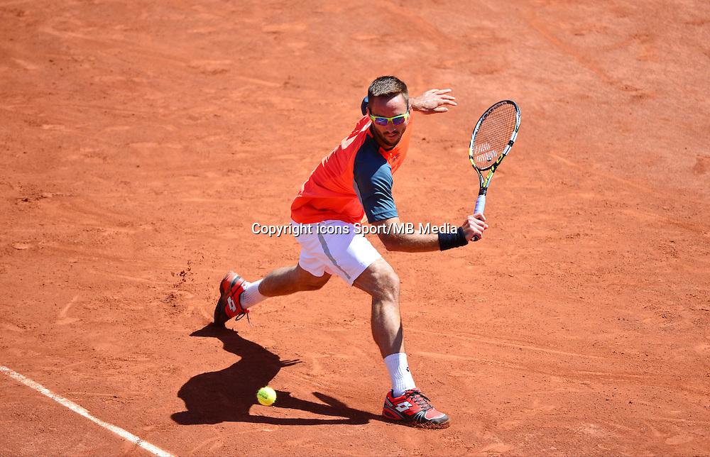 Victor TROICKI - 23.05.2015 - Tennis - Journee des enfants - Roland Garros 2015<br /> Photo : David Winter / Icon Sport