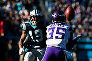 December 10, 2017: Minnesota vs Carolina. Russell Shepard, Sherels, Marcus