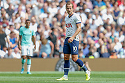 Tottenham Hotspur forward Harry Kane (10) during the Pre-Season Friendly match between Tottenham Hotspur and Inter Milan at Tottenham Hotspur Stadium, London, United Kingdom on 4 August 2019.