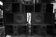 Sound System, Exodus Free Festival, Luton, 1997.