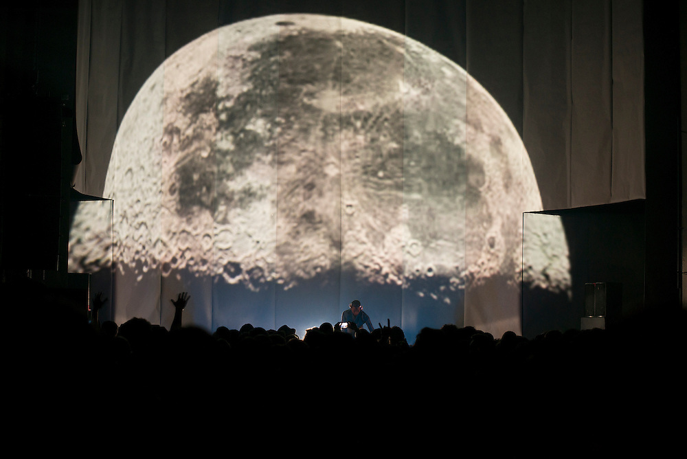 Jeff Mills presents The Messenger/SleeperWakes (US), Nocturne 2, Métropolis, Montreal, 31 mai 2012