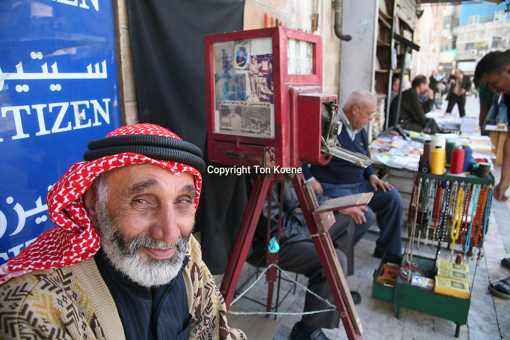 traditional photographer in Amman, Jordan