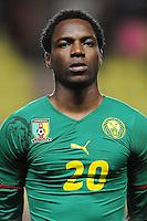 Fussball International, Italienische Nationalmannschaft  Italien - Kamerun 03.03.2010 Georges Mandjeck (Kamerun)