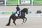Inessa Merkulova - Mister X<br /> Alltech FEI World Equestrian Games™ 2014 - Normandy, France.<br /> © DigiShots