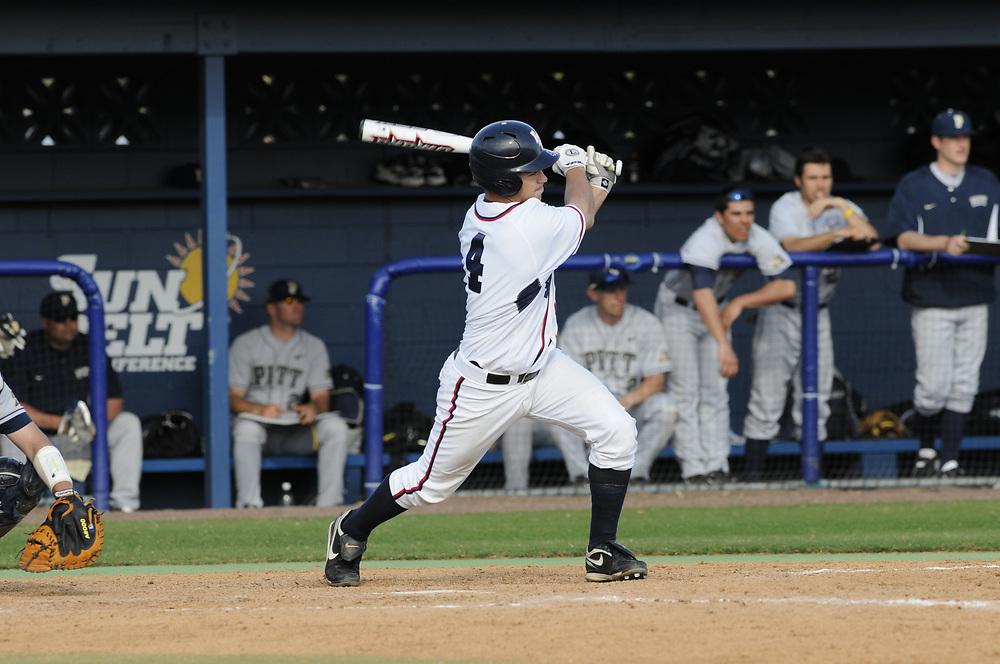 2010 FAU Baseball vs Pittsburgh