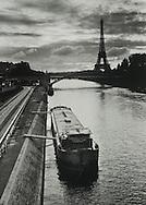 Dawn on the Seine