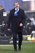Foto LaPresse/Filippo Rubin<br /> 26/12/2018 Ferrara (Italia)<br /> Sport Calcio<br /> Spal - Udinese - Campionato di calcio Serie A 2018/2019 - Stadio &quot;Paolo Mazza&quot;<br /> Nella foto: LEONARDO SEMPLICI (ALLENATORE SPAL)<br /> <br /> Photo LaPresse/Filippo Rubin<br /> December 26, 2018 Ferrara (Italy)<br /> Sport Soccer<br /> Spal vs Udinese - Italian Football Championship League A 2018/2019 - &quot;Paolo Mazza&quot; Stadium <br /> In the pic: LEONARDO SEMPLICI (SPAL'S TRAINER)