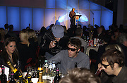Liam Gallagher and Richard Ashcroft. ( Verve)  The Q Awards, the  magazine's annual music awards,  Grosvenor House. October 10 2005. ONE TIME USE ONLY - DO NOT ARCHIVE © Copyright Photograph by Dafydd Jones 66 Stockwell Park Rd. London SW9 0DA Tel 020 7733 0108 www.dafjones.com