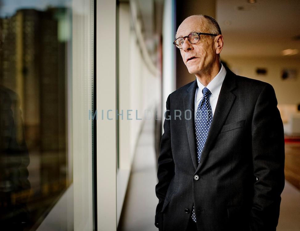 Joop Lindhorst, Voorzitter UWV