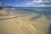Lanikai Beach, Oahu, Hawaii, USA<br />