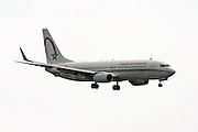 Royal Air Maroc (RAM), Boeing 737-8B6