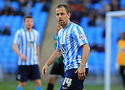 Joe Cole during the Sky Bet League 1 match between Coventry City and Rochdale at the Ricoh Arena, Coventry, England on 5 March 2016. Photo by Daniel Youngs.