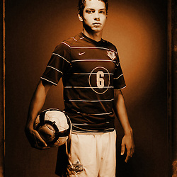 Kyle Green | The Roanoke Times<br /> June 04, 2010 Timesland boys soccer player  of the year 2010 -- Cameron Chavira, Patrick Henry.