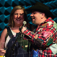 Bridget Everett & Jim Andralis