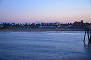 Sunrise on the Huntington Beach Pier