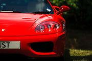 Ferrari 360 at Gloucester Motorshow (13/06/10)