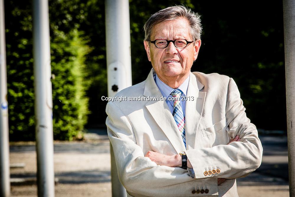 Leo Pardon was tot zijn pensioen directeur-generaal Reizigers bij de NMBS ook in het dossier Fyra