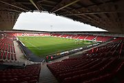 Doncaster Rovers Keepmoat Stadium before the Sky Bet League 1 match between Doncaster Rovers and Barnsley at the Keepmoat Stadium, Doncaster, England on 3 October 2015. Photo by Ian Lyall.