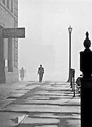 Fog,San Francisco Embarcadero