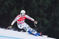 01.02.2020, Kandahar, Garmisch, GER, FIS Weltcup Ski Alpin, Abfahrt, Herren, im Bild Romed Baumann (GER) // Romed Baumann of Germany in action during his run in the men's downhill of FIS Ski Alpine World Cup at the Kandahar in Garmisch, Germany on 2020/02/01. EXPA Pictures © 2020, PhotoCredit: EXPA/ Johann Groder