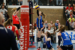 20170430 NED: Eredivisie, VC Sneek - Sliedrecht Sport: Sneek<br />