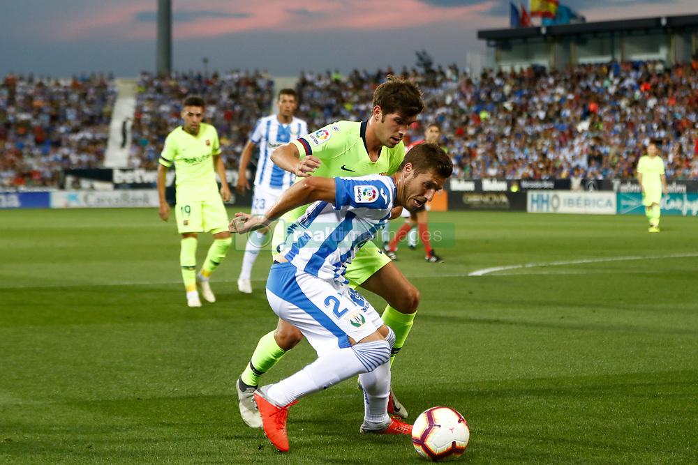 صور مباراة : ليغانيس - برشلونة 2-1 ( 26-09-2018 ) 20180926-zaa-a181-046