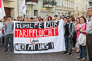 AWO strike in Berlin