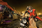THE KUMBH NIGHT OF PILGRIMS